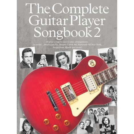 The Complete Guitar Player: Songbook 2 (2014 Edition)