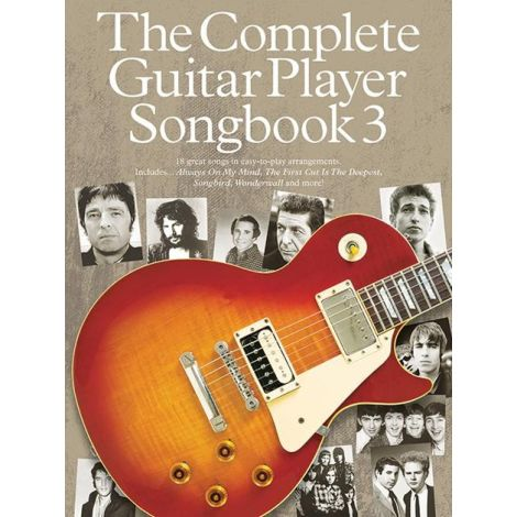 The Complete Guitar Player: Songbook 3 (2014 Edition)
