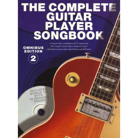 The Complete Guitar Player Songbook - Omnibus Edition Book 2