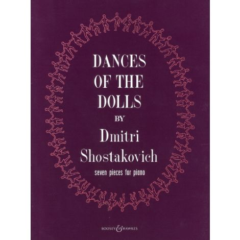 Dances of the Dolls (Piano Solo)