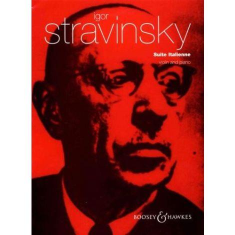 "Stravinsky: Suite Italienne from ""Pulcinella"" (Violin & Piano)"