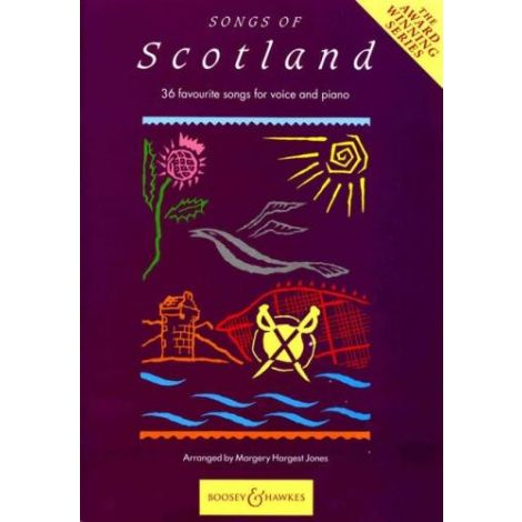 Songs of Scotland (36 Favourite Songs)