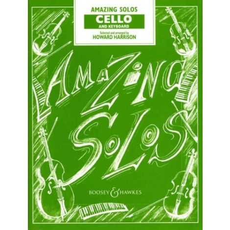 Amazing Solos for Cello