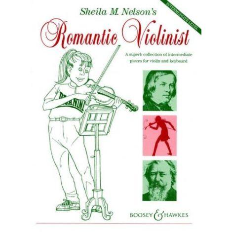 Sheila M. Nelson's Romantic Violinist (Violin & Pi