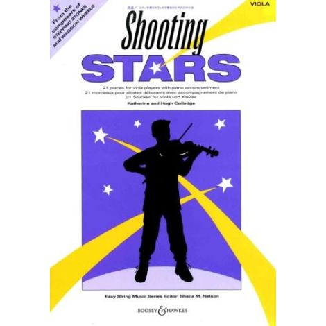 Shooting Stars (Viola & Piano)