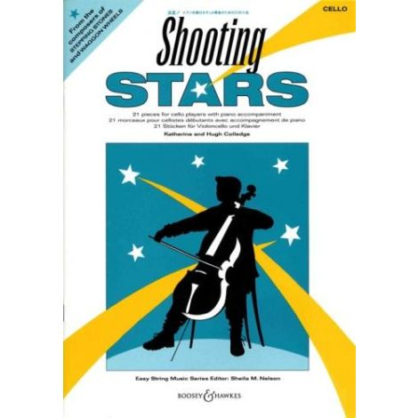 Shooting Stars (Cello & Piano)