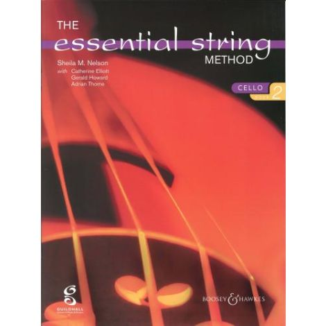Sheila Nelson: Essential String Method Book 2 (Cello)