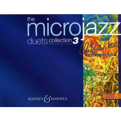 The Microjazz Duets Collection 3