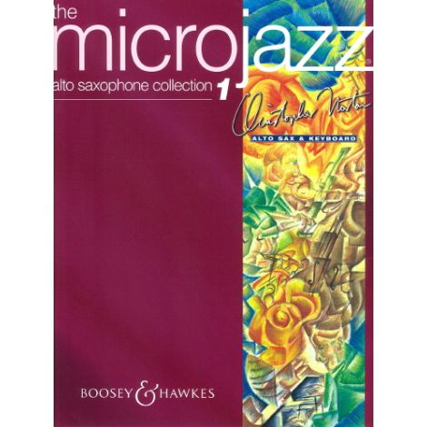 The Microjazz Alto Saxophone Collection 1
