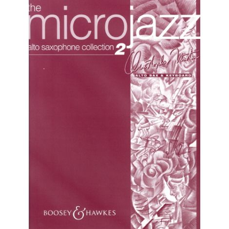 The Microjazz Alto Saxophone Collection 2