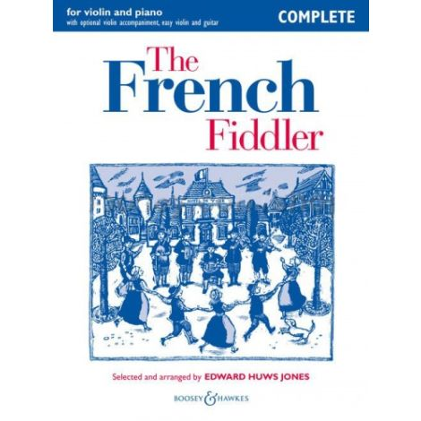 The French Fiddler (Complete), Violin(s) & Piano,