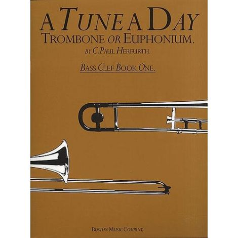A Tune A Day for Trombone/Euphonium (Bass Clef) Book 1