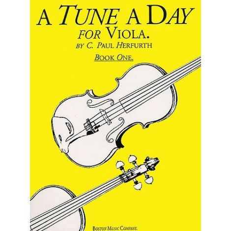 A Tune A Day for Viola Book 1