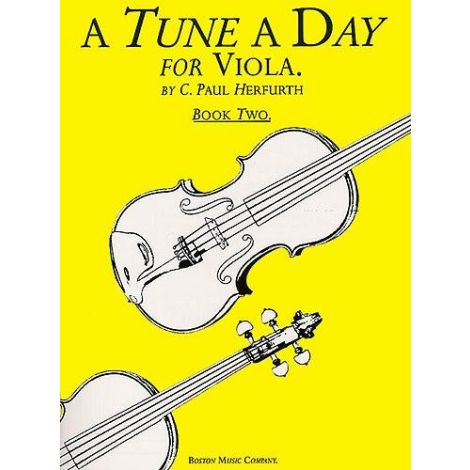 A Tune A Day for Viola Book 2