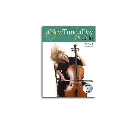 A New Tune A Day: Cello - Book 1 (CD Edition)