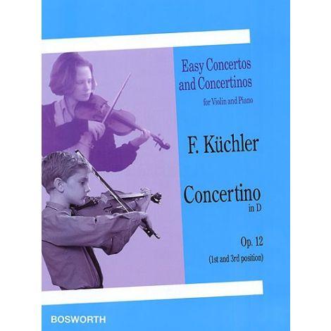 Ferdinand Kuchler: Concertino In D Op.12