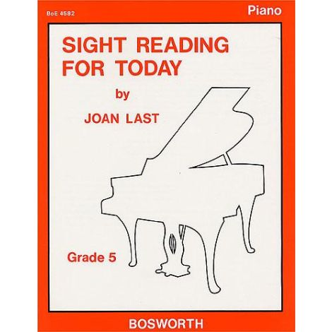 Last: Sight Reading For Today  Piano Grade 5