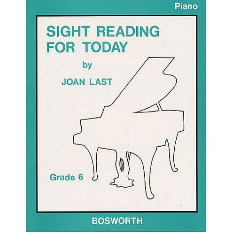 Last: Sight Reading For Today  Piano Grade 6