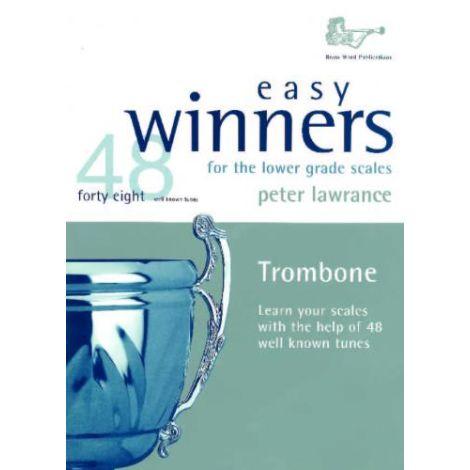 Easy Winners for the Lower Grade Scales (Trombone)