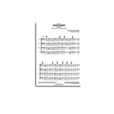 Santiano: Santiano (Vocal Score)