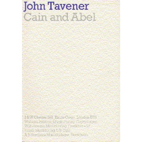 John Tavener: Cain And Abel