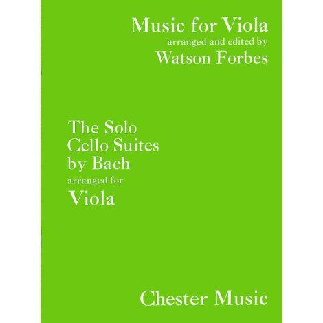 J.S. Bach: The Solo Cello Suites (Viola)