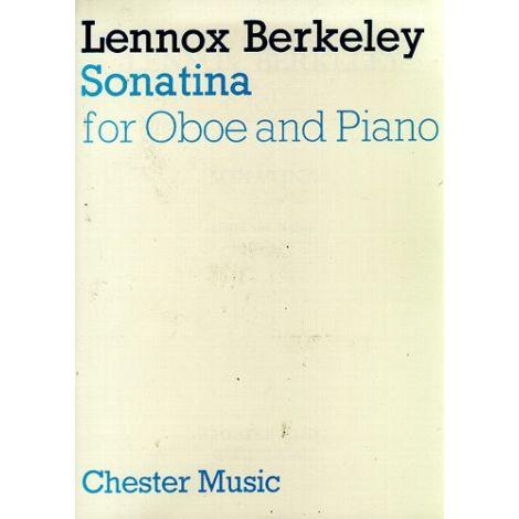 Lenoox Berkeley: Sonatina For Oboe And Piano