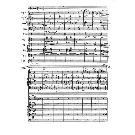 Lennox Berkeley: Stabat Mater Op.28 (Full Score)