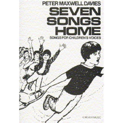 Peter Maxwell Davies: Seven Songs Home