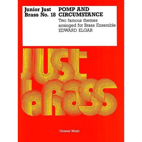 Junior Just Brass 18: Elgar - Pomp And Circumstance (arr. Harvey) - 5-Part
