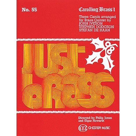 Carolling Brass 1 (Just Brass No.55)