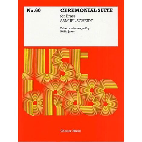 Samuel Scheidt: Ceremonial Suite - Brass Quintet (Just Brass No.60)