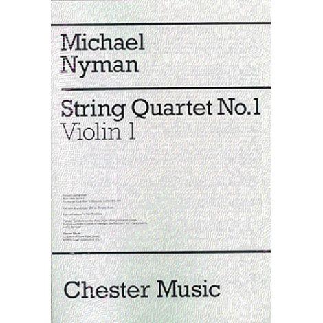 Michael Nyman: String Quartet No. 1 Parts