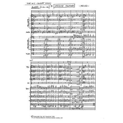 Premru: Divertimento 10 Parts (9 Movements) (Score)