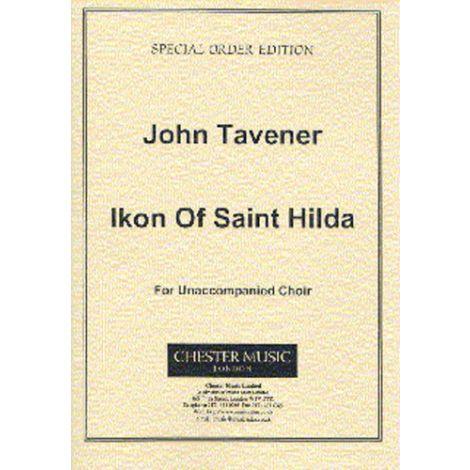John Tavener: Ikon Of Saint Hilda (Score)