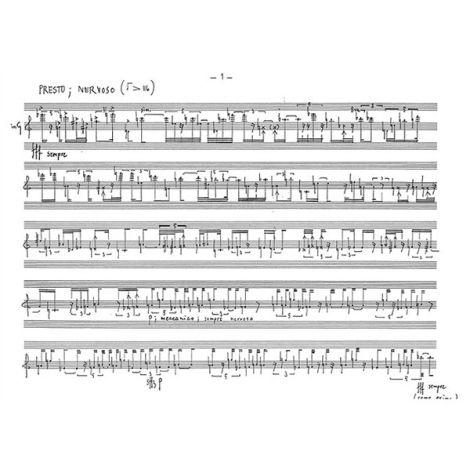 Esa-Pekka Salonen: YTA 1 For Alto Flute