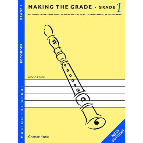 Making The Grade: Grade One - Revised Edition (Recorder)