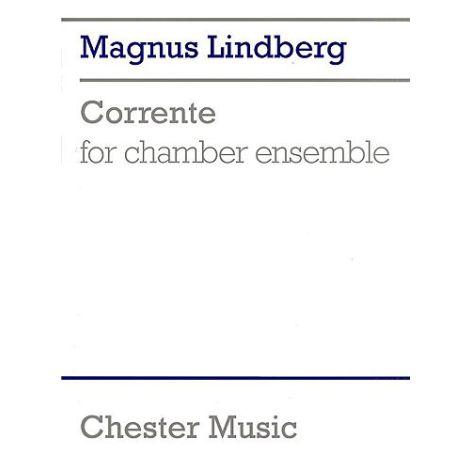Magnus Lindberg: Corrente (Score)
