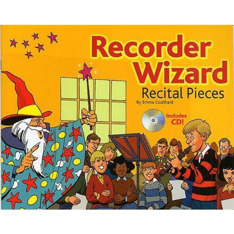 Recorder Wizard Recital Pieces: Pupil's Book