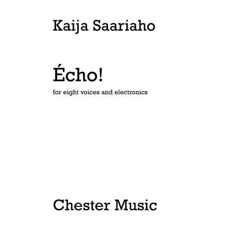 Kaija Saariaho: Echo!