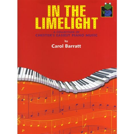 Carol Barratt: In The Limelight!