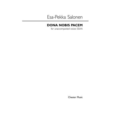 Esa-Pekka Salonen: Dona Nobis Pacem