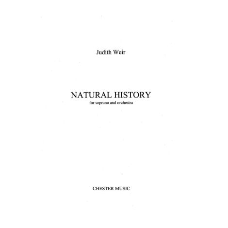 Judith Weir: Natural History