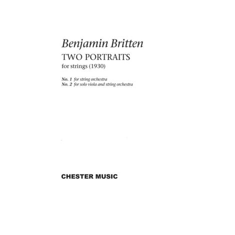 Benjamin Britten: Two Portraits for Strings (1930)