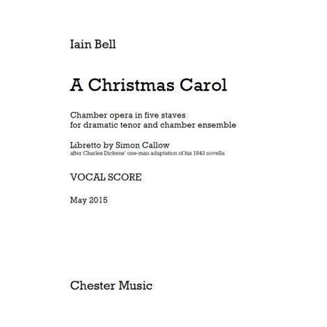 Iain Bell: A Christmas Carol (Full Score)