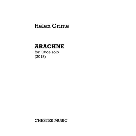 Helen Grime: Arachne