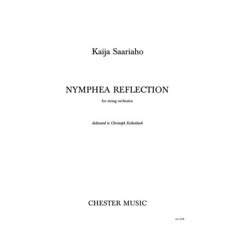 Kaija Saariaho: Nymphea Reflection
