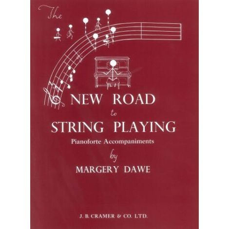Dawe: New Road To String Playing - Piano Acc