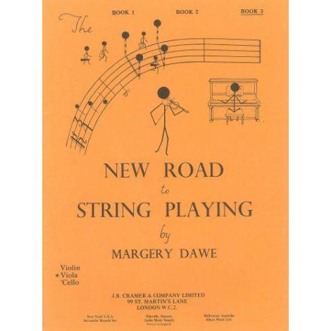 New Road To String Playing - Viola Bk3