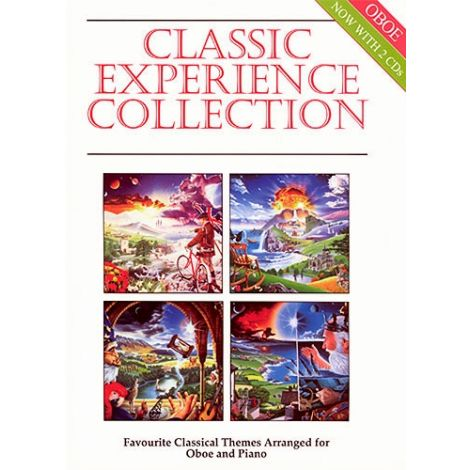 Classic Experience Collection - Oboe & Piano (with 2 CDs)